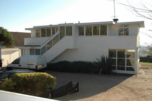 Flat Roof Frieth